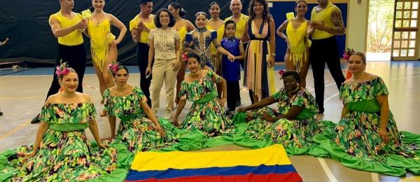 Saludo de nuestra Embajada en Israel a la comunidad colombiana en el Día de la Independencia Nacional