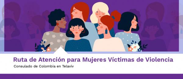 Ruta de Atención para Mujeres Víctimas de Violencia en Tel Aviv en 2021